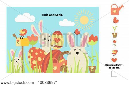Easter Colorful Pages Printable And Worksheet. Easter Activities For Kids, Easter Party, Easter Game