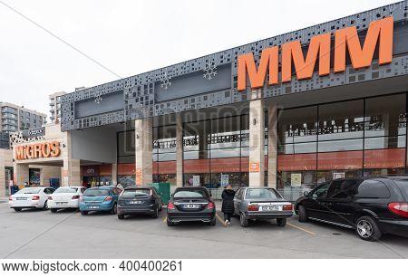 Migros Retail Chain In Ankara