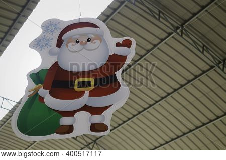 Background Merry Christmas Party Celebration, Stock Photo
