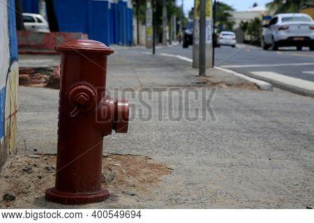Fire Hydrant In Salvador