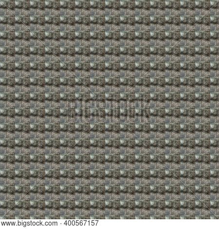 Gray Brown Synthetic Texture Weaving Background Metal Grid Background Hd Carbon Texture Plastic Weav