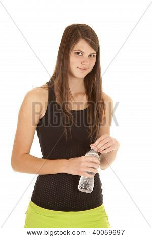 Hold Water Bottle
