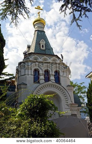 Chapel Russian Emperors