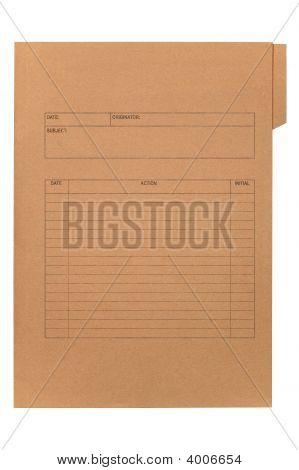 Brown File