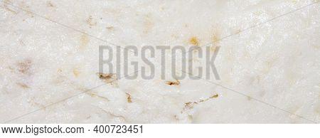 Pork Lard.pork Fat With Garlic And Spices.background Of Lard.