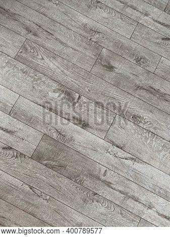 Wood Texture On Linoleum, Wood Texture Print, Wood Imitation, Beveled Laminate Imitation