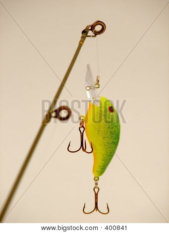 Bass Fishing Lure
