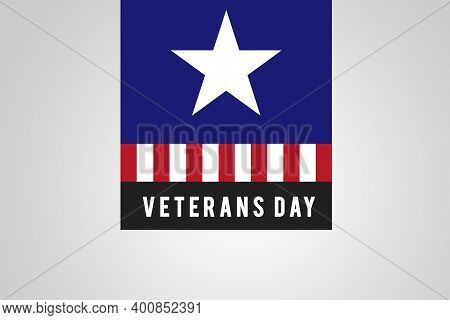 Thank you for your service veterans. Veterans day, honoring all who served. American flag on the back. Poster, banner, wallpaper, high resolution, background