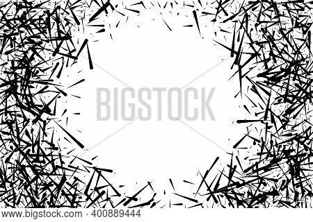 Chaotic Line Motion Background, Fiberglass Texture, Reinforced Plastic