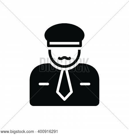 Black Solid Icon For Sir Mr Guy Gentleman Sir He People Man Police The-law Force Guard Secure Enforc