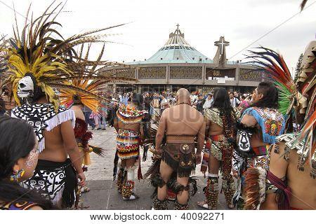 New Basilica Mexico City