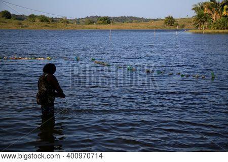 Dam Santa Helena In Bahia