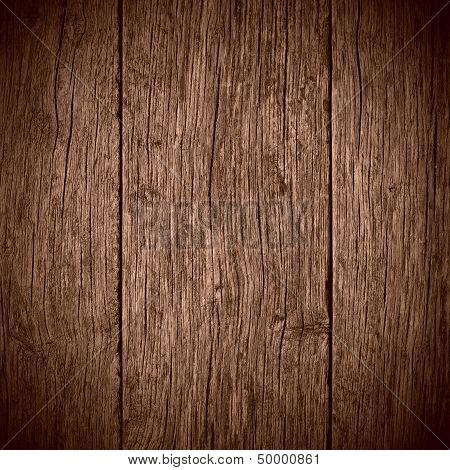 Old Planks, Wooden Background