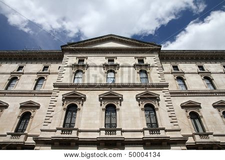 London Treasury