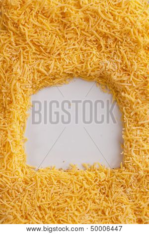 Grated Cheese - Background