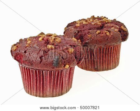 Two Muffin Cake
