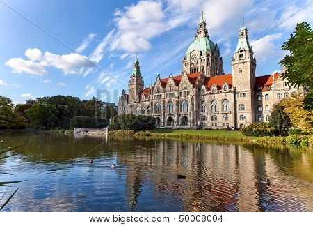 Hanover city-hall