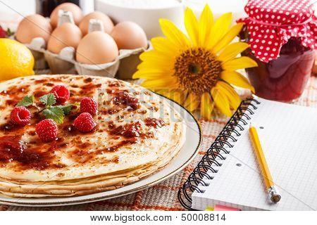 Sweet Pancakes