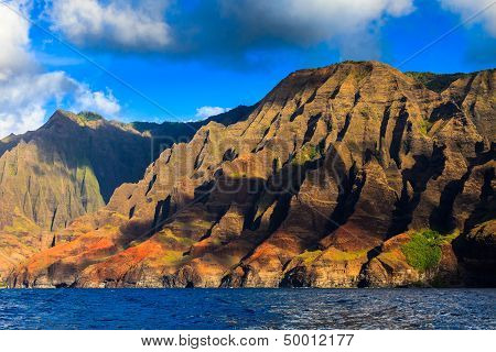 Napali Coast Hills