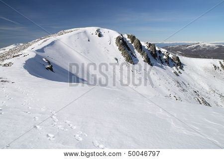 Ascent to Teleno from Corporal, Leon, Castile and Leon, Spain
