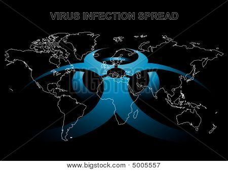 Bio-hazard Spread