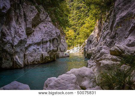 River Acheron, known as Styx