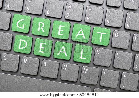 Great deal on keyboard