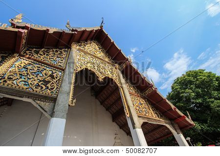 Wat Thai (Temple) Lampang