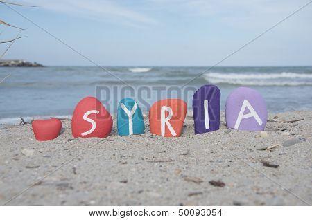 I love Syria