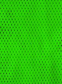 Green sports jersey mesh fabric background texture poster