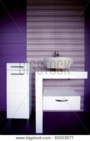 Modern Bath Details