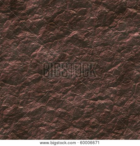 Seamless Red Soil Generated Texture