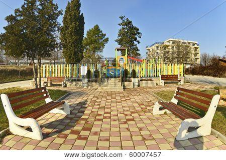 Nursery Platform