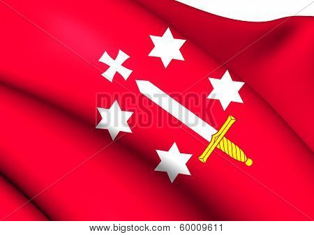 Flag Of Haarlem