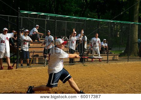 Batter Hitting
