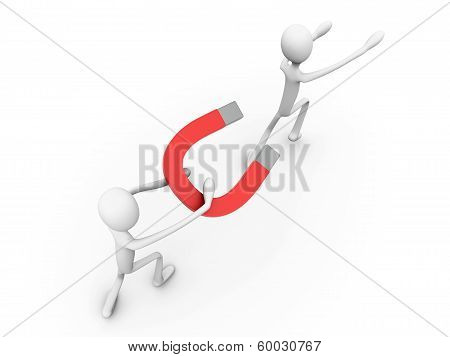 Customer Magnet