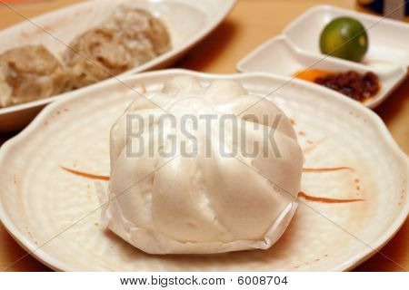 Chinese Pork Bun