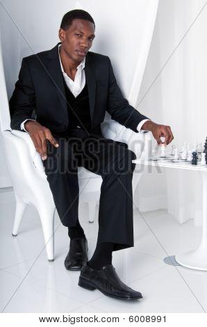 Elegant Chess Game