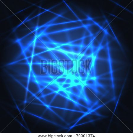 abstract light net background