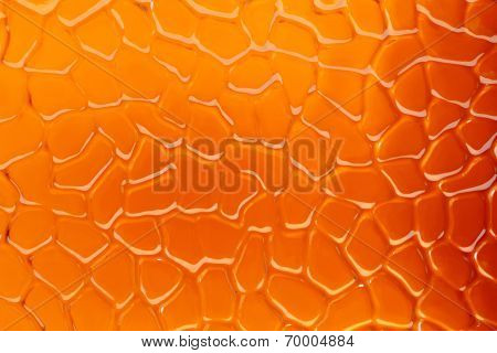 brown glass background