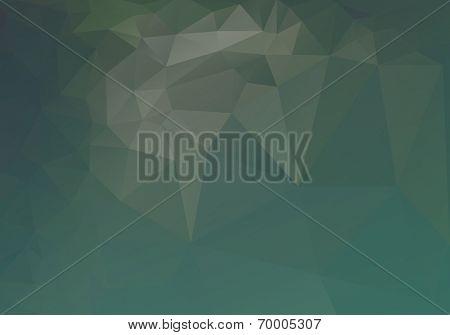Triangle pattern background. Modern brochure Design