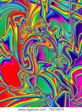Psychedelic Background