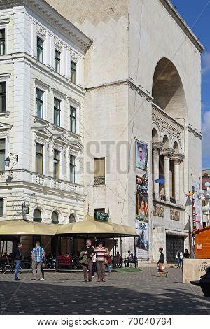 Theatre And Opera Timisoara