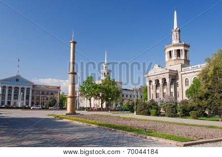 International University Of Kyrgyzstan