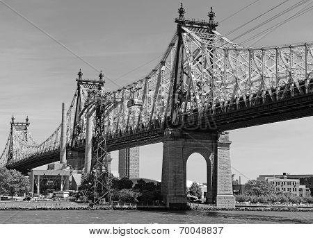 59th Street - Queensboro Bridge, New York City