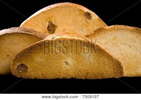 Row Dry Crumbs