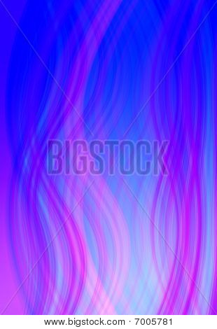 Abstract Pink And Blue Background