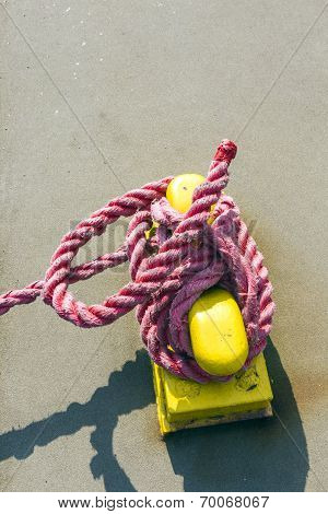 Pollard With Rope