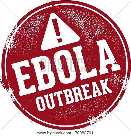 Ebola Virus Outbreak Stamp