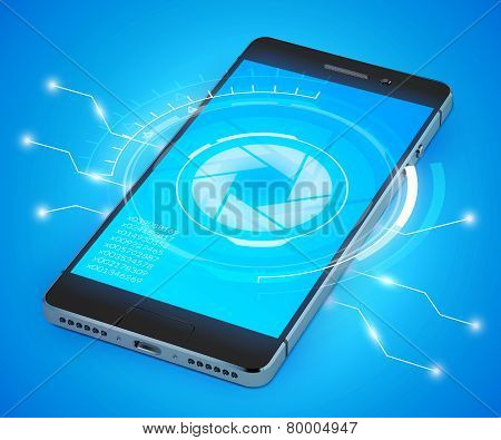 Smartphone Ui Realistic